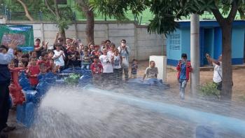 Inauguran nuevo pozo en Distrito I de Managua