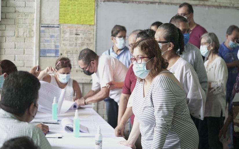CSE: Más de 2.8 millones de nicaragüenses participaron en la Verificación Ciudadana