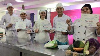 INATEC realiza primer reto gastronómico con estudiantes