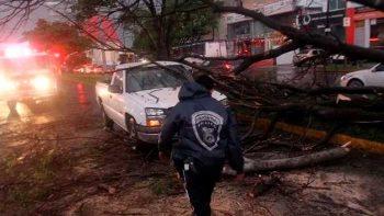 México: Rescatan a víctimas de inundaciones en Zapopan