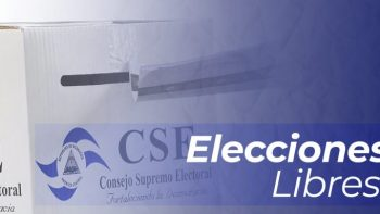 Elecciones Libres 2021 en Nicaragua: Boletín Informativo nº 11