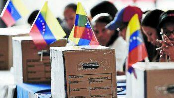 Nicólas Maduro: Todo listo para las próximas elecciones en Venezuela