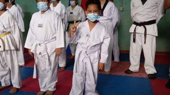 Inauguran Academia de Taekwondo en Managua