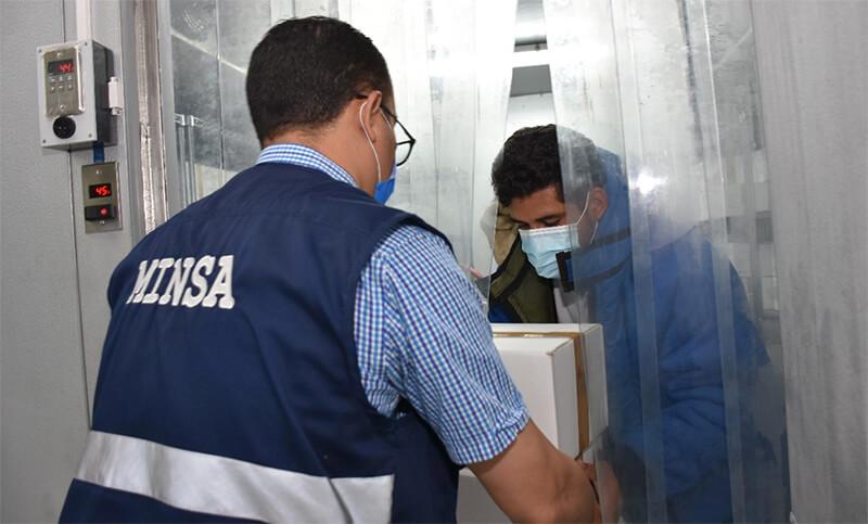 Gobierno de Nicaragua agradece nuevo lote de vacunas que llegó desde España