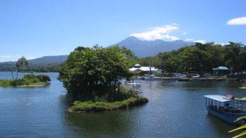 Promocionan destino turístico en las isletas del gran Lago de Nicaragua