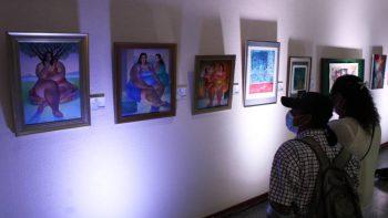 """Inauguran exposición """"Maestros de la Plástica Nicaragüense"""""""