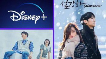 Disney Plus en el mundo de los doramas