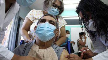 Avanza la aplicación de las vacunas contra la Covid-19