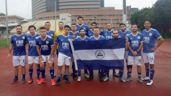 Nicaragua en copa mundial Taiwán 2021