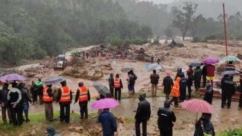 Inundaciones ascienden en India y Nepal